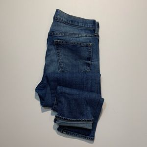 GAP ~ Girlfriend Distressed Denim ~ Size 26R